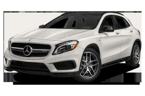 2016 Mercedes-Benz AMG GLA