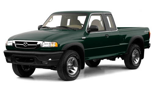 2001 Mazda B4000