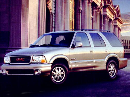 1999 GMC Envoy