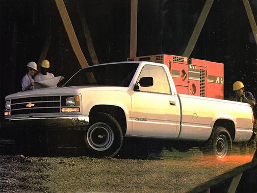 1995 Chevrolet 3500