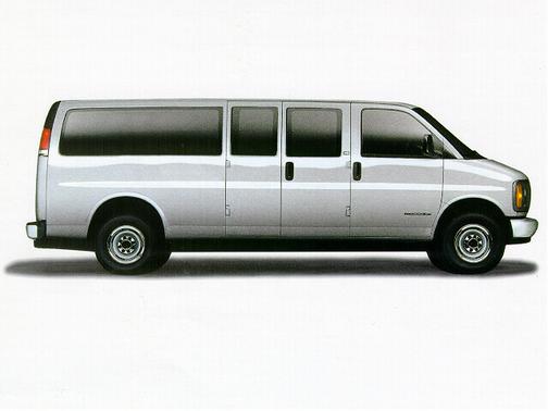 1997 GMC Savana 2500