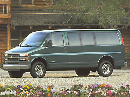 1998 Chevrolet Express 2500