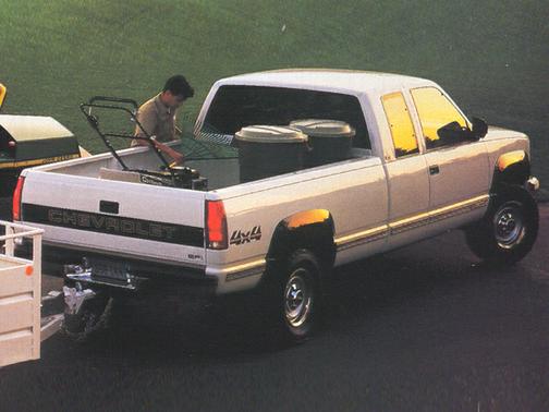 1993 Chevrolet 3500
