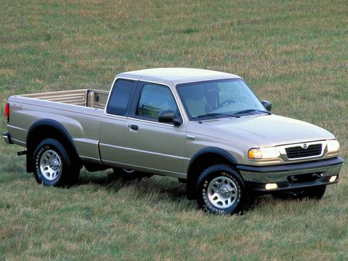 1999 Mazda B4000
