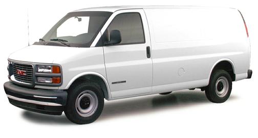 2000 GMC Savana 2500