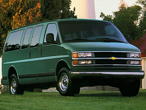 1997 Chevrolet Express 2500