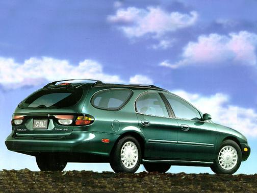 1997 Mercury Sable