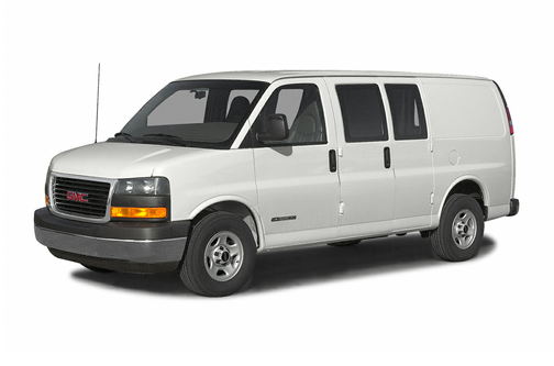 2004 GMC Savana 2500