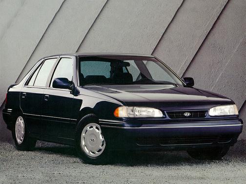 1992 Hyundai Sonata