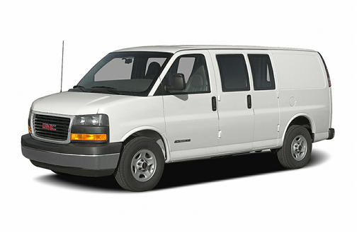 2007 GMC Savana 2500