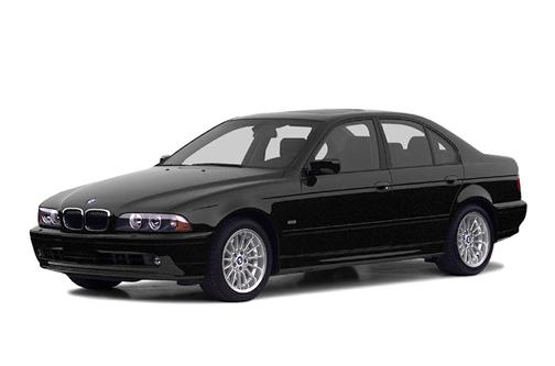 2002 BMW 525