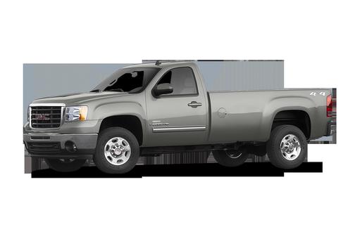 2008 GMC Sierra 3500