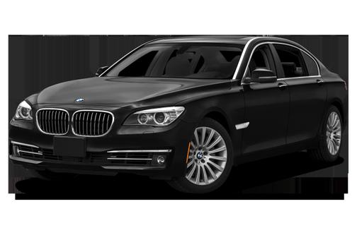 2015 BMW 740