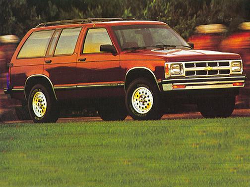 1994 Chevrolet S-10 Blazer
