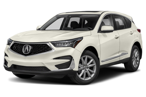 side view of the 2021 Acura RDX