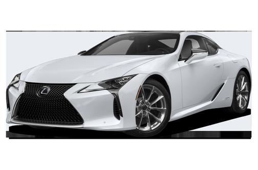 2019 Lexus LC 500h