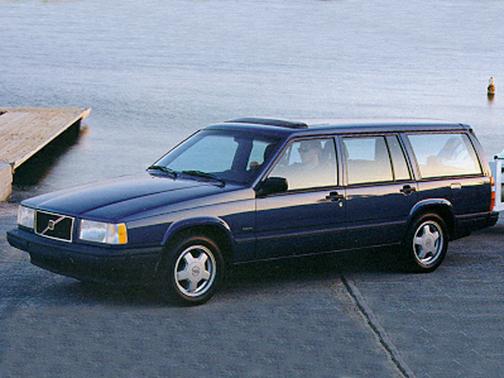 1992 Volvo 740