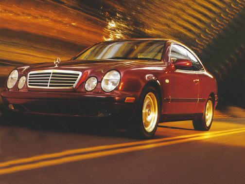 1998 Mercedes-Benz CLK-Class
