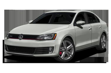 side view of 2015 Jetta Volkswagen