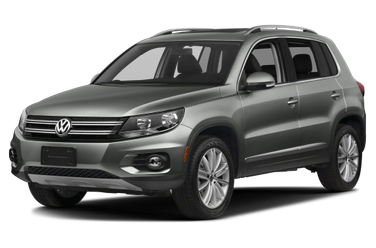 side view of 2018 Tiguan Limited Volkswagen
