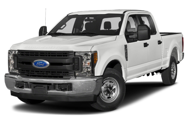 side view of 2019 F-250 Ford
