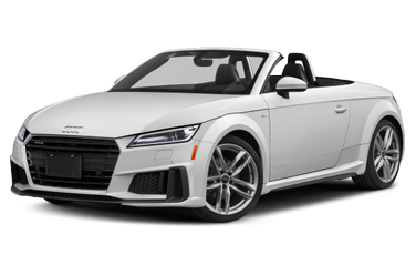 side view of 2019 TT Audi