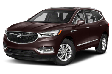 side view of 2018 Enclave Buick
