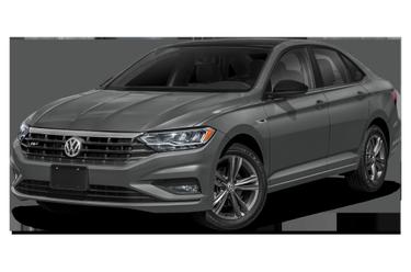 side view of 2019 Jetta Volkswagen
