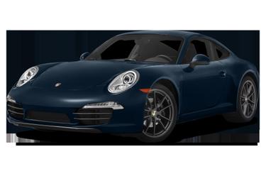 side view of 2016 911 Porsche