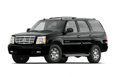 side view of 2005 Escalade Cadillac