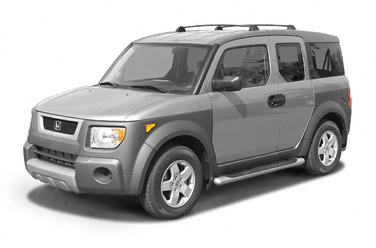 side view of 2003 Element Honda