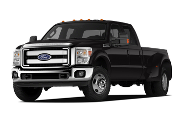 side view of 2012 F-450 Ford