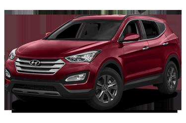 side view of 2015 Santa Fe Sport Hyundai