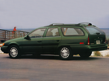 side view of 1994 Taurus Ford