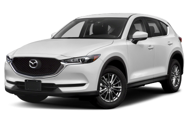 side view of 2020 CX-5 Mazda