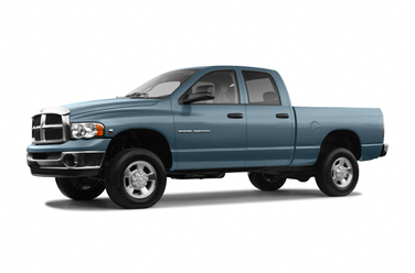 side view of 2005 Ram 2500 Dodge