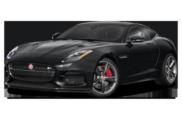 side view of 2018 F-TYPE Jaguar