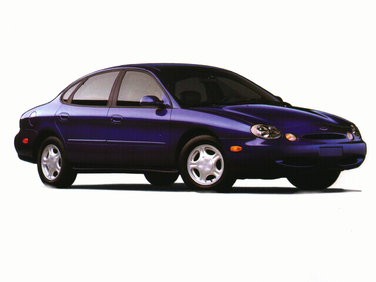 side view of 1996 Taurus Ford