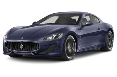 side view of 2016 GranTurismo Maserati