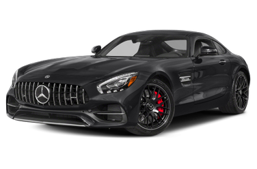 side view of 2018 AMG GT Mercedes-Benz