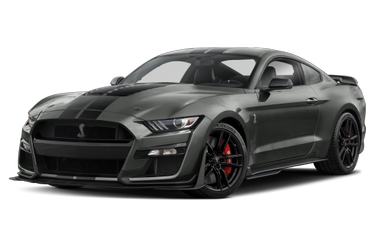 side view of 2020 Shelby GT500 Ford