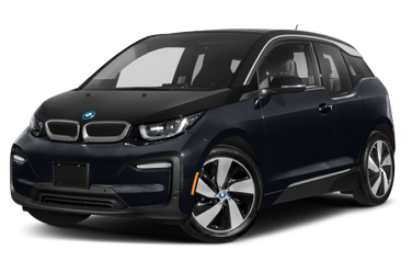side view of 2019 i3 BMW