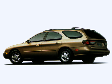 side view of 1997 Taurus Ford
