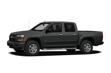 side view of 2009 Colorado Chevrolet