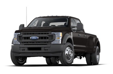 side view of 2022 F-450 Ford