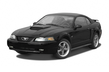 side view of 2004 Mustang Ford