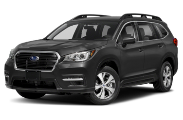 side view of 2019 Ascent Subaru