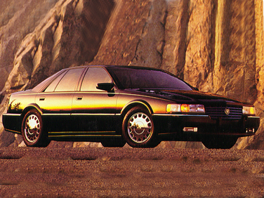 side view of 1994 Seville Cadillac
