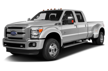 side view of 2014 F-450 Ford