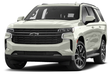 side view of 2021 Tahoe Chevrolet